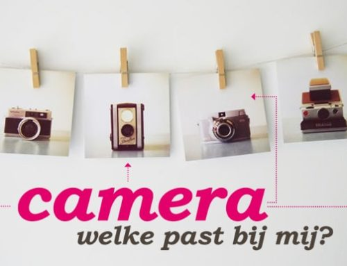 Tips bij het kopen van een Fotocamera